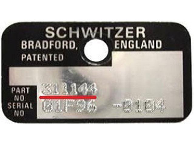 Турбина Schwitzer